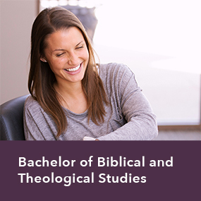 online theology degree